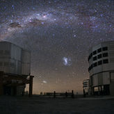 ESO y el Very Large Telescope