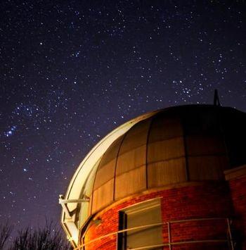 Observatory Park, astronomía en familia en Ohio