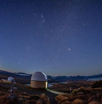 Reserva Aoraki Mackenzie Dark Sky