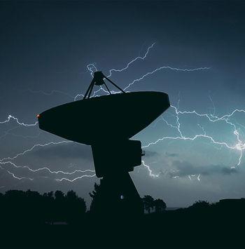 Centro Astronómico de Yebes, el gran observatorio de Guadalajara