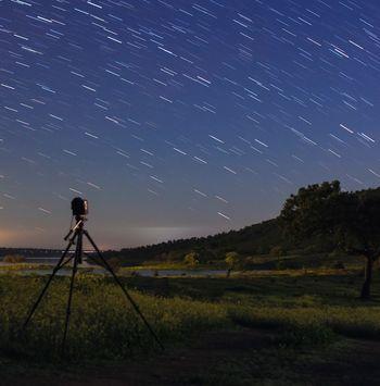 ¿Qué hace un astrofotógrafo?
