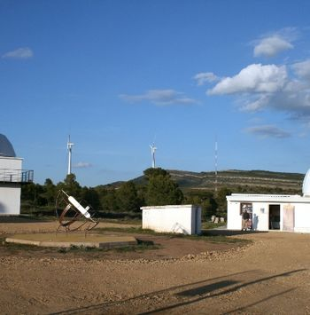 El Centro Astronómico Alto Turia