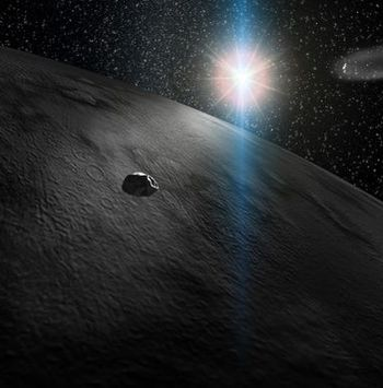 Un asteroide potencialmente peligroso se acercará a la Tierra en 2082