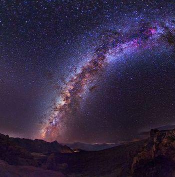 Islas Canarias, el paraíso para la observación de estrellas