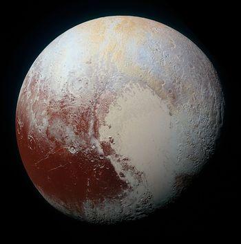 ¿Es Plutón realmente un cometa gigante?