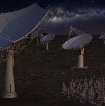 Proyecto Ska, un esfuerzo global para explorar el cielo