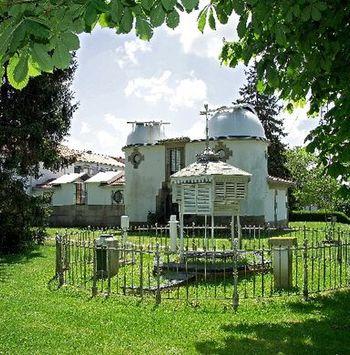 Un paseo por el Observatorio Astronómico Ramón María Aller