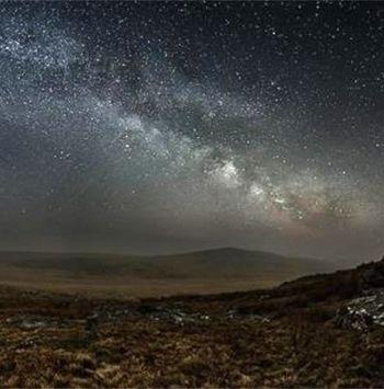 Turismo de estrellas en los bellos páramos de Bodmin Moor