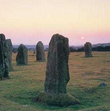 Astroturismo en Reino Unido: los páramos de Bodmin Moor