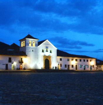 Siglos de estrellas en Villa de Leyva, Colombia