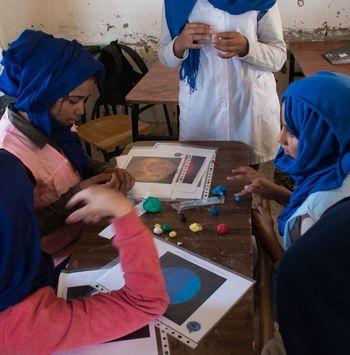 Proyecto Amanar, la astronomía como herramienta de intercambio cultural con el Sáhara