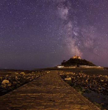 Los cinco mejores lugares para ver las estrellas en Cornualles, Reino Unido
