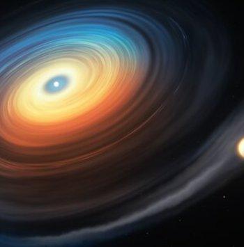 Hallazgo cósmico: una estrella muerta o enana blanca puede tener planetas