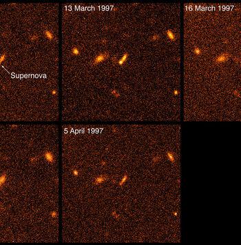 Comprobado, ¡el universo se expande cada vez más rápido!