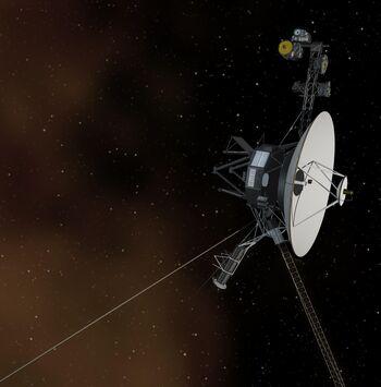 La sonda Voyager 1 cumple 43 años de viaje interestelar