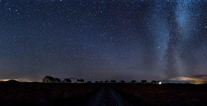 Galway, astroturismo de contrastes
