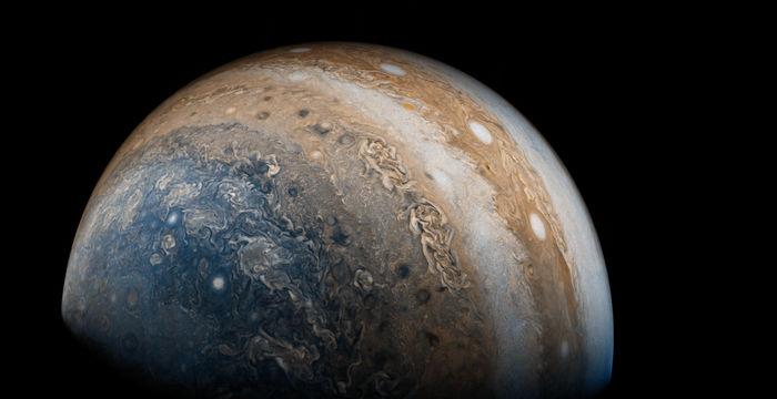 Júpiter, el rey de los planetas