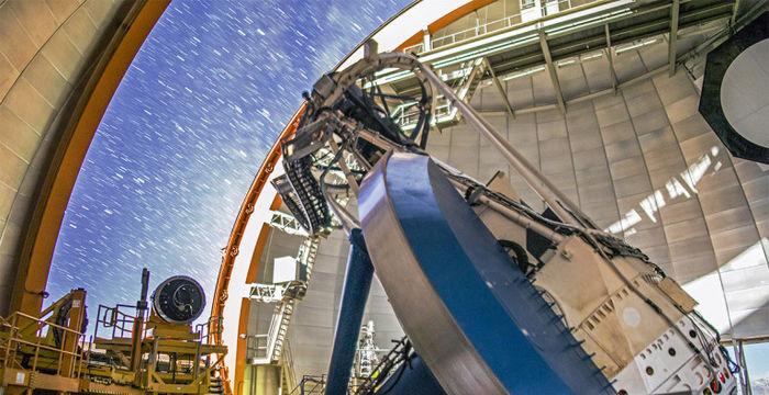 Dark Energy Survey (DES), el fabuloso cartógrafo del cielo