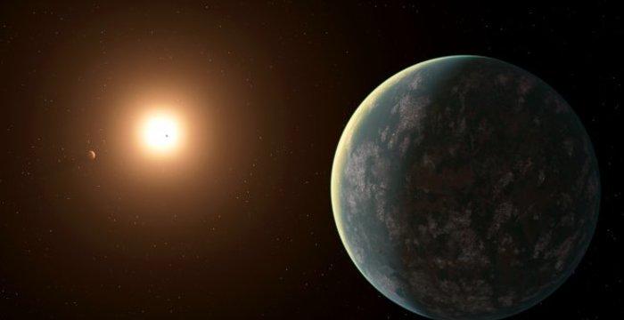 ¿Podría haber vida en la nueva Súper-Tierra?