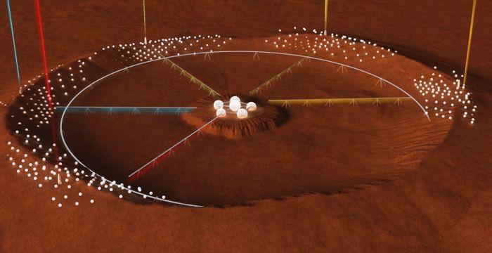 Premio para el proyecto Star City de colonia en Marte