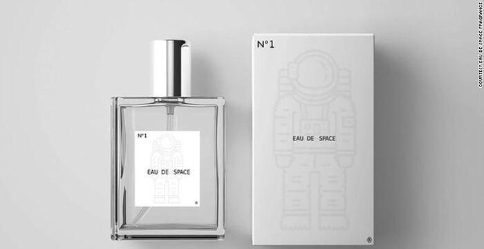 Eau de Space, el olor del espacio exterior que la NASA hace colonia
