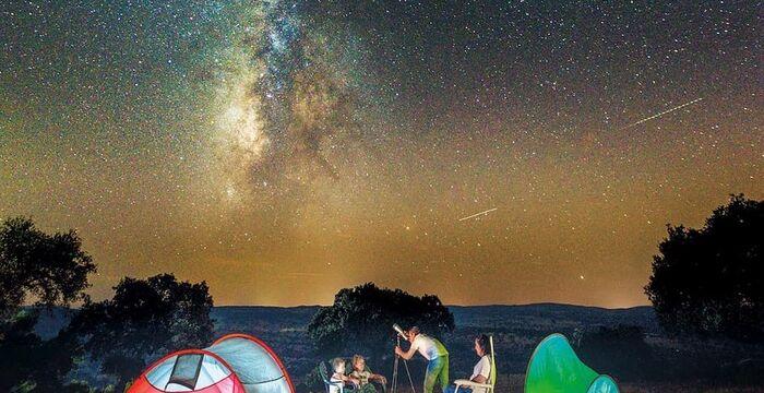 Territorio Starlight en la provincia de Badajoz: Alqueva y Sierra Suroeste