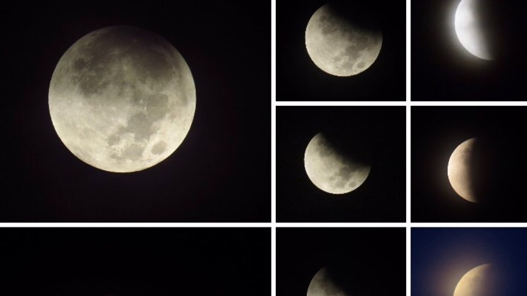 eclipse parcial luna 16 julio 2019