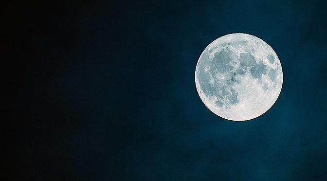 Luna llena Marzo