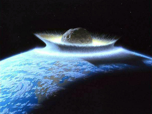 asteroide asesino