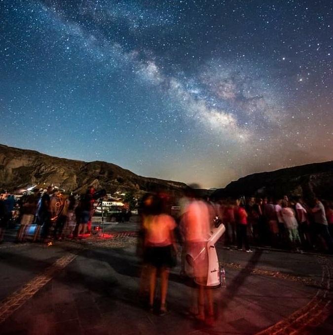 Pueblo Starlight