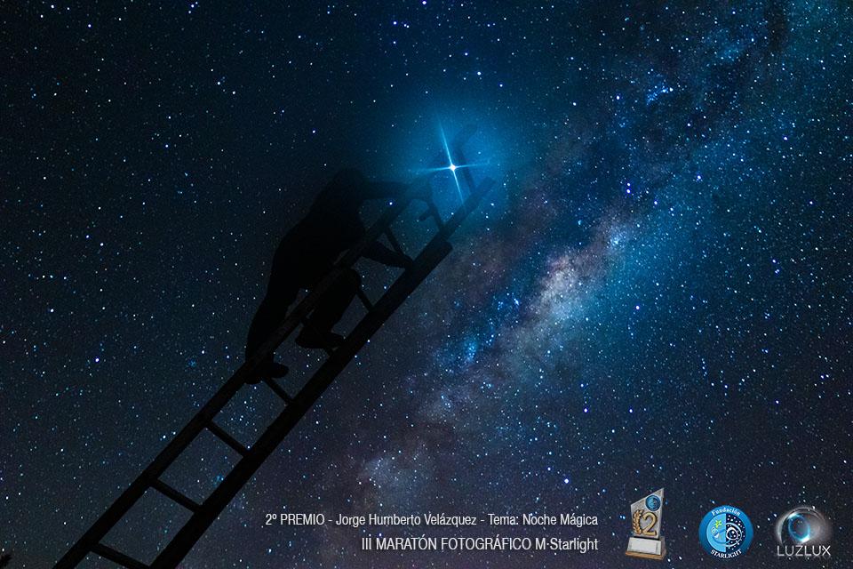 Ganadores Maratón Fotográfico Starlight 2019