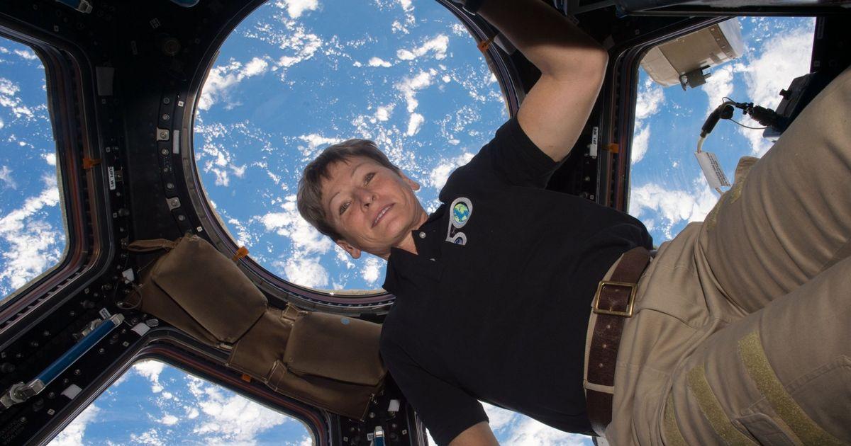 Peggy Whitson astronauta NASA